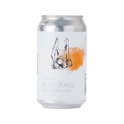 城端麦酒 ブラッドオレンジフレーバー